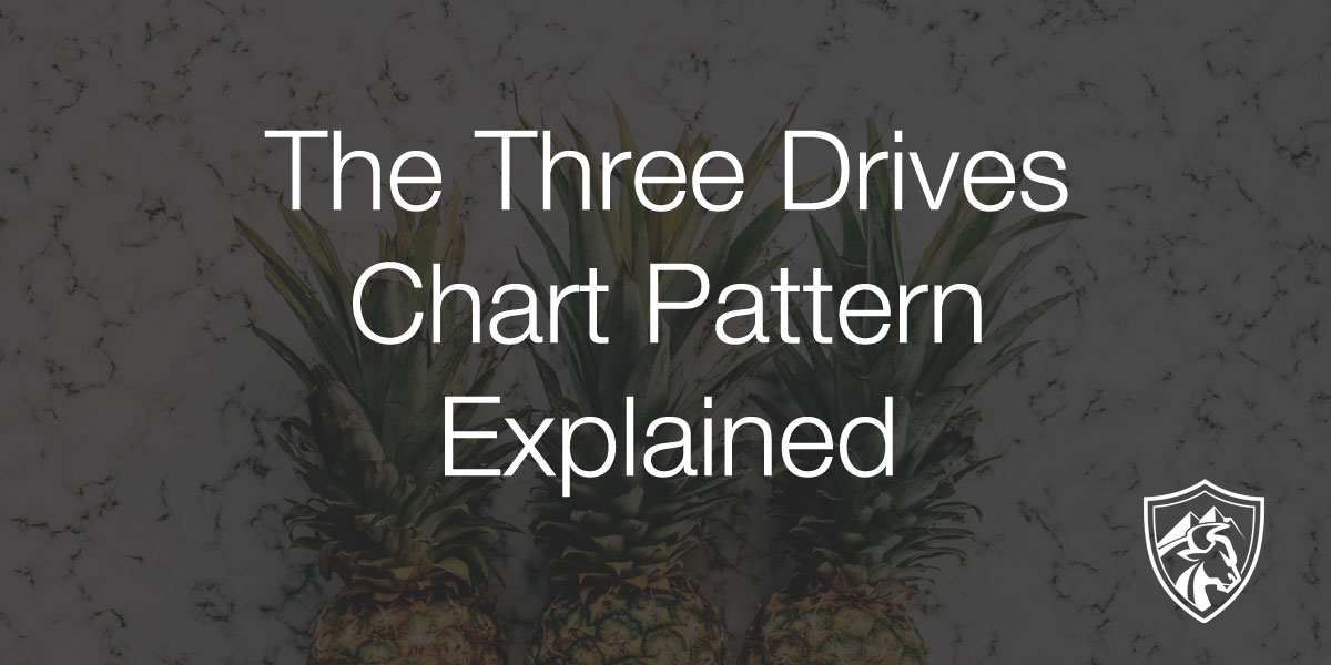 Three Drives chart pattern in trading