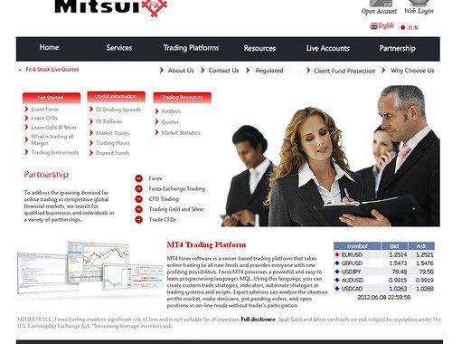 MitsuiFX fake broker
