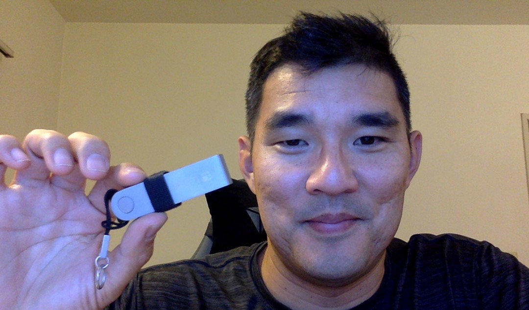 My Ledger X Hardware Wallet