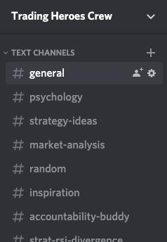 Community channels