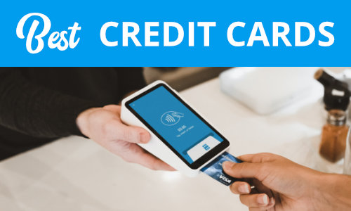Best credit cards for traders