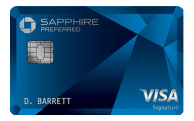 Chase Preferred Visa Card