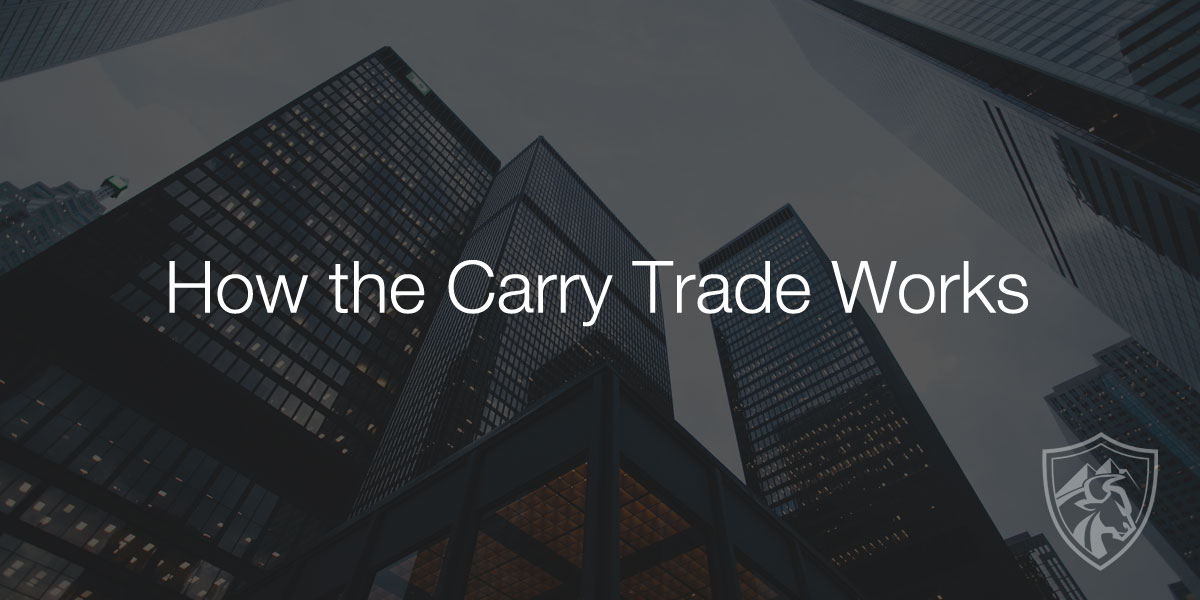 How the carry trade works