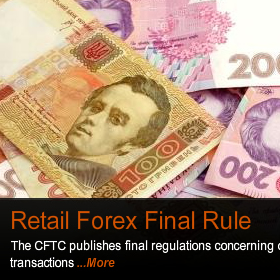 Cftc forex regulations