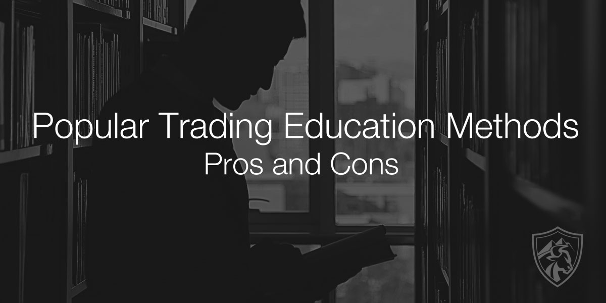 Trading education methods