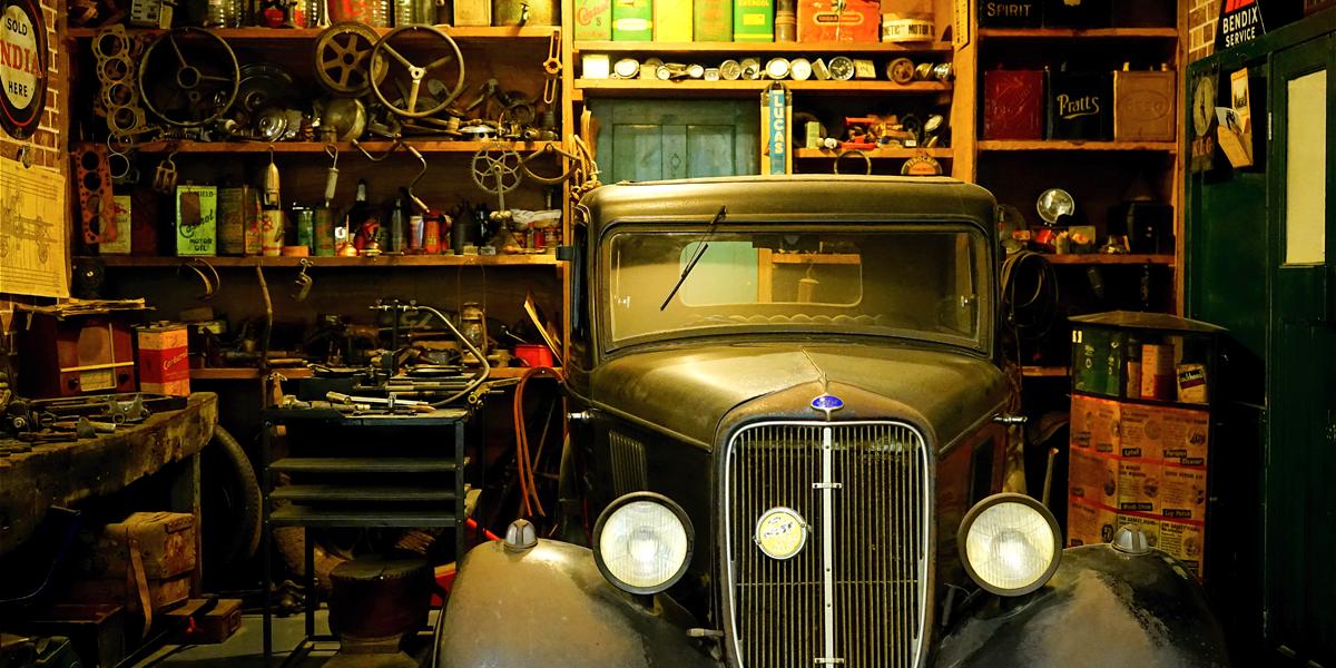 Extra ways to make money: garage sale