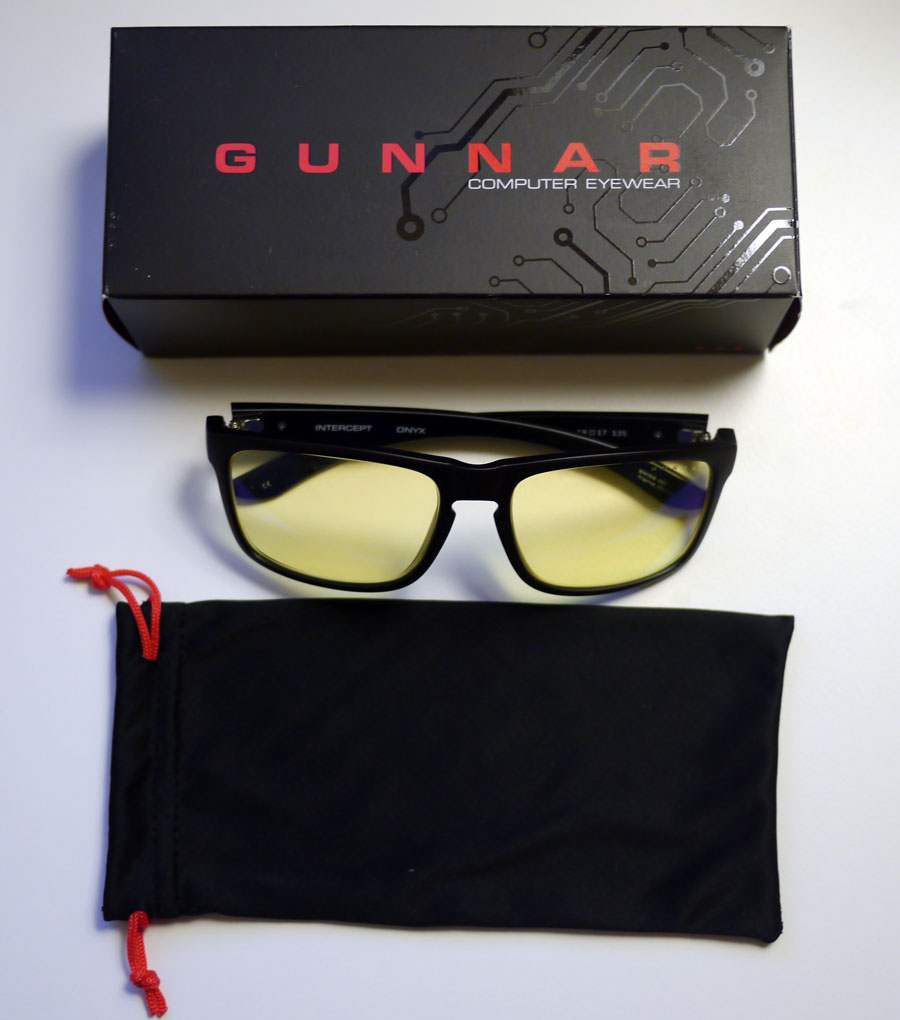 Gunnar Optiks Intercept Glasses