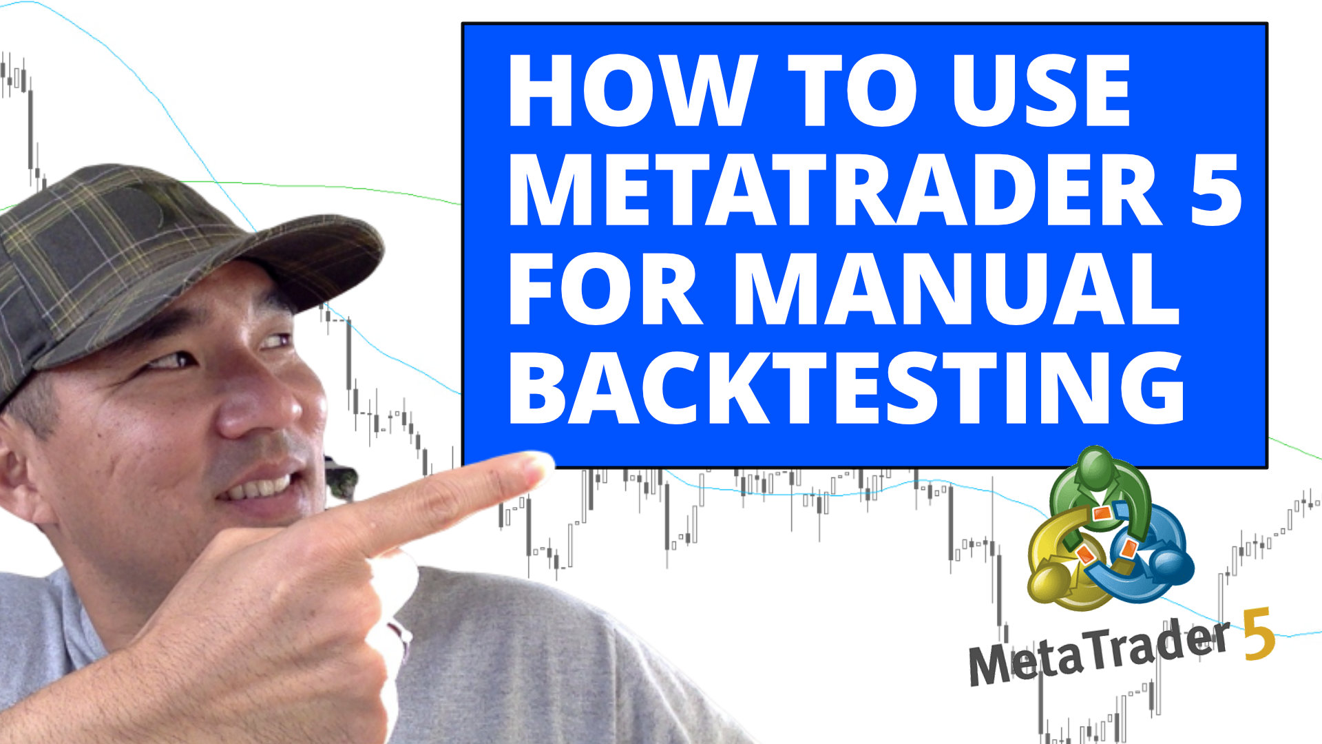 How to use MT5 for manual backtesting