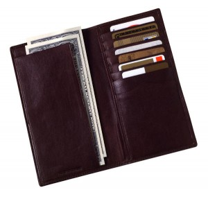 The wallet exercise teaches abundance