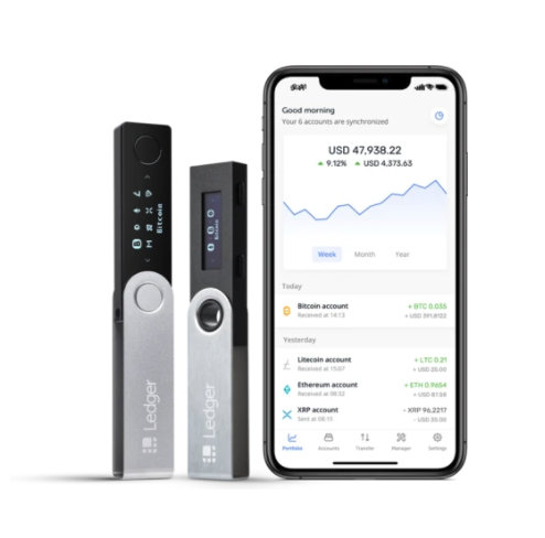 Ledger devices