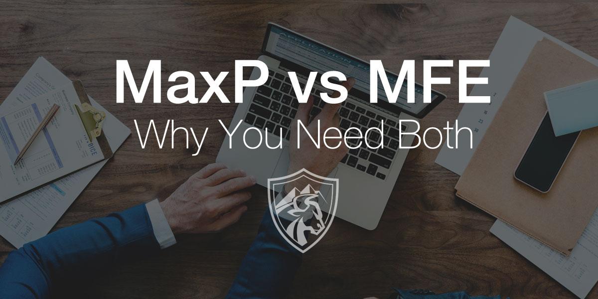 MaxP vs MFE