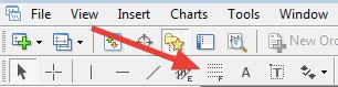 MT4 Fibonacci Tool icon