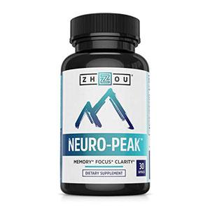 neuropeak nootropic bottle