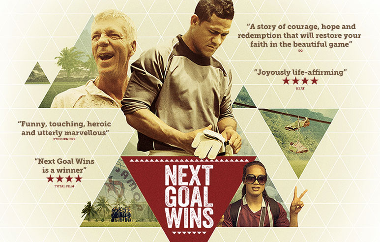 Next Goal Wins Movie