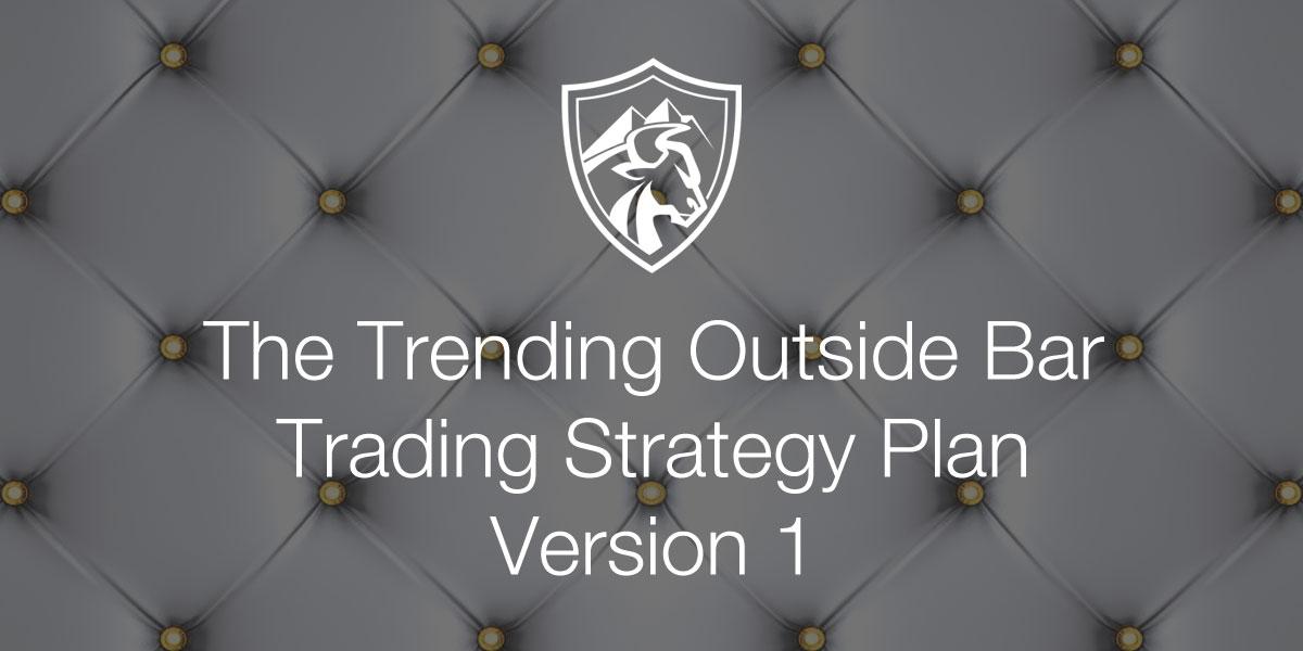 Outside Bar Trading Strategy