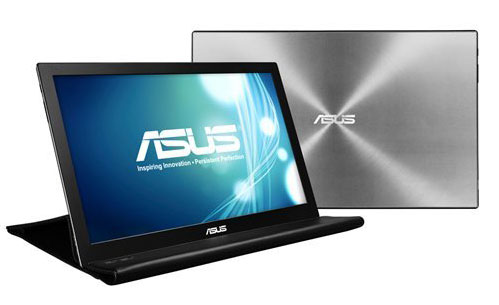 USB laptop second monitor by Asus
