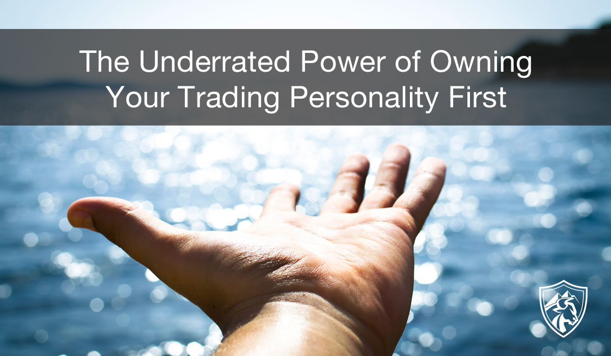 Trading Personality is Important