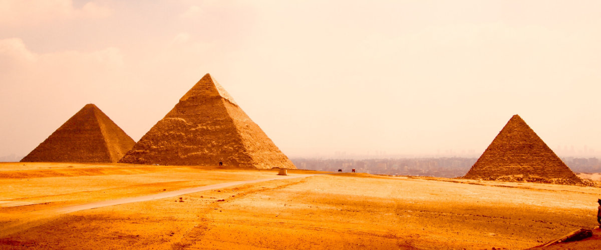Pyramids in Egpyt
