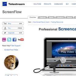 screen video online