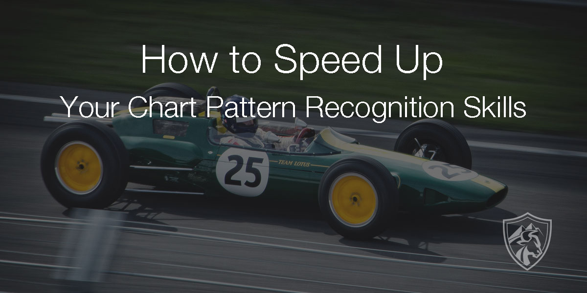 Speed up chart pattern recognition