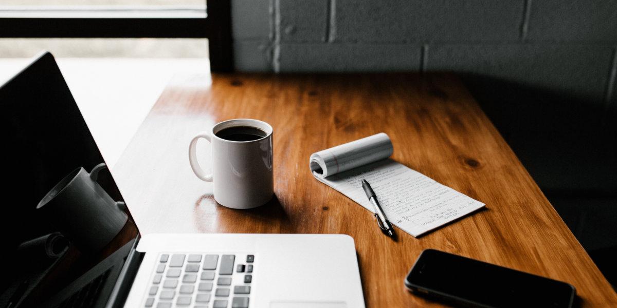 Desk trading journal