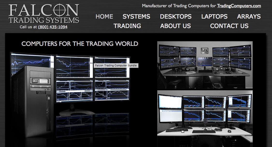 Custom trading system