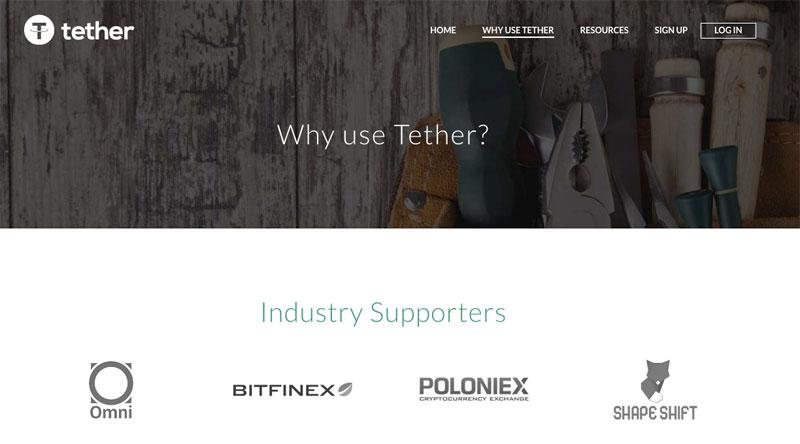 Warum Gebrauch Tether