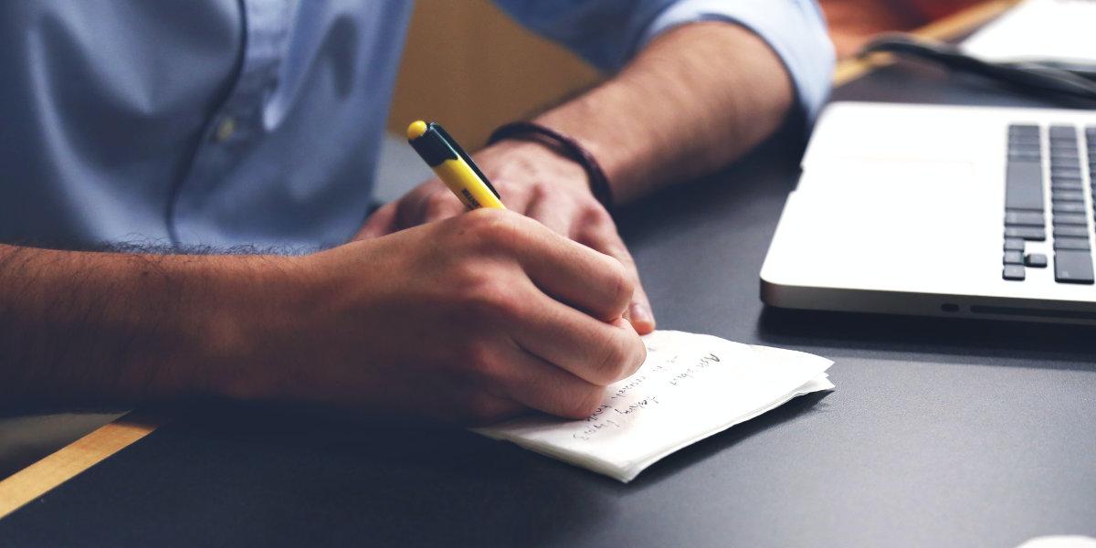 Writing a trading plan
